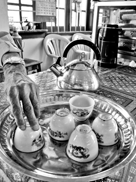 Temple Tea