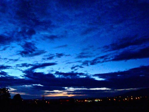 Night Sky: Taos, New Mexico 2011