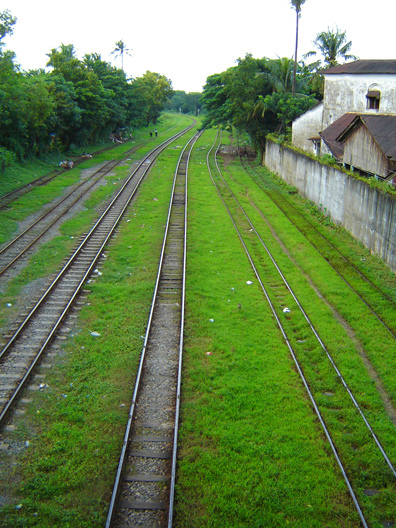 Railroadtracks