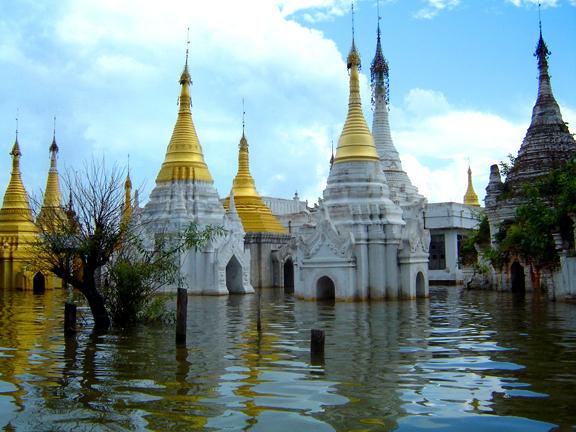 Pagodainwater